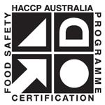 HACCP Certified Company